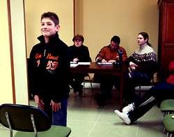 Casting Cadea Perpetua