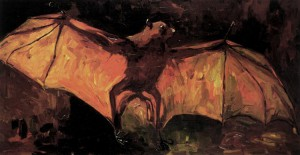 "Flying Fox"" - Vincent Van Gogh - Wikiart.org"