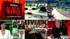Al Rojo Vivo - Dimisión de Pedro Sánchez