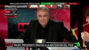 Al Rojo Vivo - Investidura